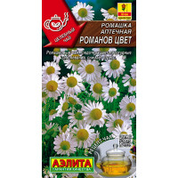Ромашка аптечная Романов цвет --- Целебный чай | Семена