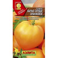 Томат Бычье сердце оранжевое --- ® Ср | Семена